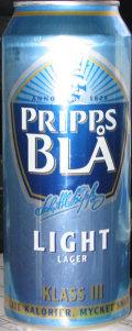 Pripps Bl� Light Lager