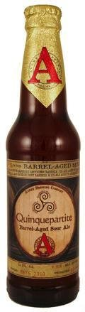 Avery Barrel-Aged Series  5 - Quinquepartite - Sour/Wild Ale