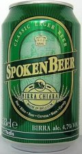 Spoken Beer - Pale Lager