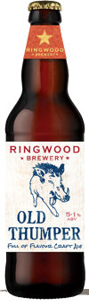 Ringwood Old Thumper (Bottle) (UK)
