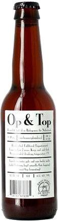 De Molen Op & Top - Bitter
