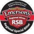 Emerson�s Regional Special Bitter  - Premium Bitter/ESB