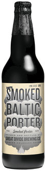Great Divide Smoked Baltic Porter - Smoked