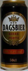 Dagsbier Bi�re Forte - Heller Bock