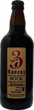 3 Ravens The Ravenator Bock