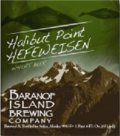 Baranof Island Halibut Point Hefeweizen
