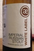 Emelisse White Label Imperial Russian Stout  (Bowmore BA)