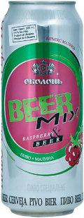 Obolon Beer Mix (Raspberry & Beer)