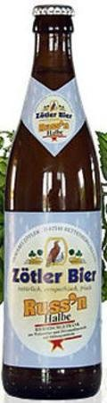 Z�tler Russ�n  Halbe - Fruit Beer