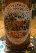 Stockeboda Single Malt - Golden Ale/Blond Ale