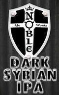 Noble Ale Works Dark Sybian IPA