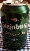 Steinburg 100% Malta (Font Salem)