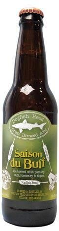 Dogfish Head Victory Stone Saison du BUFF - Spice/Herb/Vegetable