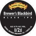 Sierra Nevada Beer Camp Brewer�s Blackbird Black IPA - Black IPA