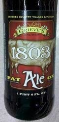 Custom Brewcrafters 1803 Fat Ox Ale