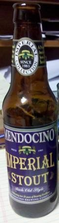 Mendocino Imperial Stout - Imperial Stout