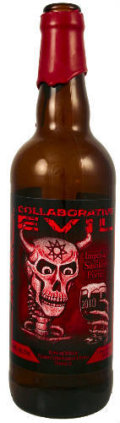 Flossmoor Station Collaborative Evil 2010 - Imperial/Strong Porter