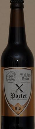 Midtfyns/De Molen X Porter - Imperial Porter