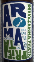 Drakes Aroma Prieta - India Pale Ale (IPA)