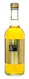 Cornish Orchards Black & Gold Sparkling Medium Cider (Bottle)
