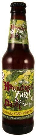 Brau Brothers Hundred Yard Dash Fresh Hop Ale