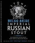 Stone Imperial Russian Stout - Belgo Anise