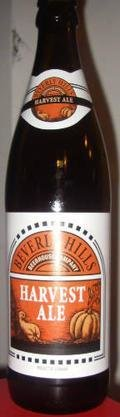 Beverly Hills Beerhouse Harvest Ale