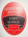 Sherborne Lord Quench