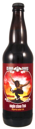 Clown Shoes Eagle Claw Fist - American Strong Ale