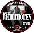 Brewpub K�benhavn Baron von Richthofen - Oktoberfest/M�rzen
