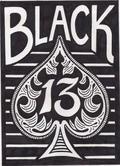 Boneyard Black 13