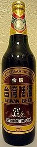 Taiwan Beer Strong Black - Malt Liquor