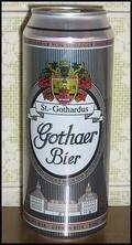 St. Gothardus Gothaer Bier 4.3%