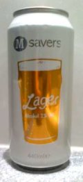 Morrisons Value Lager - Pale Lager