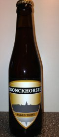 Rodenburg Bronckhorster Angus Tripel (dark version)