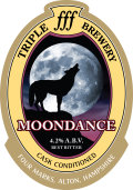 Triple fff Moondance - Golden Ale/Blond Ale