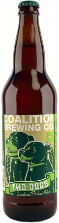 Coalition Two Dogs IPA