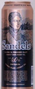 Olvi Sandels Tumma Olut  4,0 %
