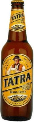 Tatra Jasne Pelne / Pils / Beer