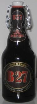 Kaltenecker Brok�t 27 B27 Old Beer