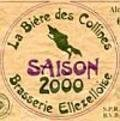 Ellezelloise Saison 2000