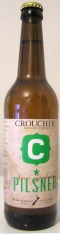 Croucher New Zealand Pilsner
