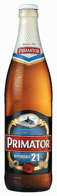 Prim�tor Ryt�rsk� 21� - Imperial Pils/Strong Pale Lager