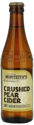 Monteiths Crushed Pear Cider