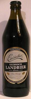 Einsiedler S�chsisch Landbier Schwarz