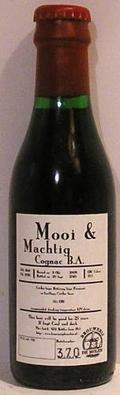 De Molen Mooi & Machtig (Cognac Barrel) - Barley Wine