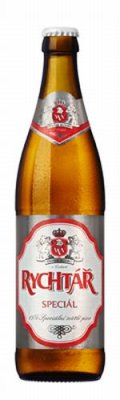 Rycht�ř Special 15� - Strong Pale Lager/Imperial Pils