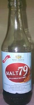 Murree Malt-79  - Low Alcohol