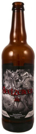 Flossmoor Station Beelzebeer (Batch #666) - American Strong Ale