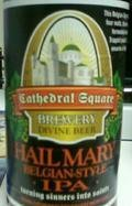 Cathedral Square Hail Mary Belgian IPA